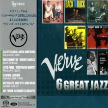 Verve 6 Great Jazz Collection - JAPAN ESOTERIC (6 SACD/CD Hybrid) 2017