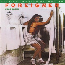 Foreigner - Head Games (Hybrid SACD) (MFSL)
