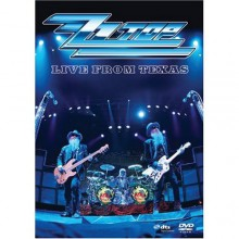 ZZ Top - Live from Texas (US DVD-video) 2008