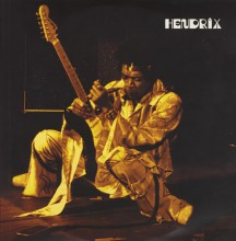 JIMI HENDRIX - Live At The Fillmore East [US Vinyl 3LP]