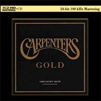 Carpenters - Gold: Greatest Hits (Japan K2HD CD)