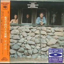 Byrds - The Notorious Byrd Brothers [Mini LP Blu-spec CD] 2012