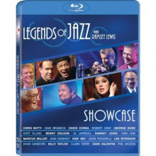VARIOUS ARTISTS - Legends of Jazz [Blu-ray]