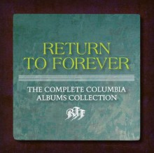 Return To Forever - Complete Columbia Albums [5CD]