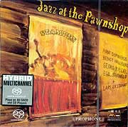 Various Artists - Jazz At The Pawnshop (2СD) (SACD Multi-ch Hybrid)