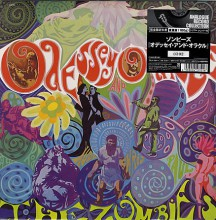 The Zombies - Odessey And Oracle (Japan 180g vinyl LP)