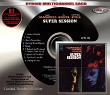 Mike Bloomfield, Al Kooper, Steve Stills - Super Session (Hybrid SACD 4.0 Multichannel)