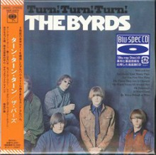 Byrds - Turn Turn Turn [Mini LP Blu-spec CD] 2012