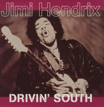 JIMI HENDRIX - Driving South [UK Vinyl LP]