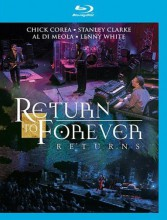 RETURN TO FOREVER - Live at Montreux 2008 [Blu-ray]