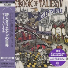 Deep Purple - The Book Of Taliesyn [Mini LP K2HD CD]