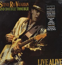 Stevie Ray Vaughan - Live Alive (180g Vinyl 2-LP)