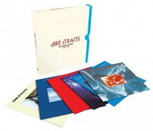 Dire Straits - The Studio Albums 1978-1991 (180g 8LP Box Set) 2013