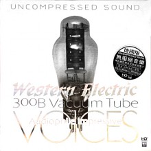 Various Artists - 300B Vacuum Tube: Audiophile lmpressive Voices (HD-Mastering CD)