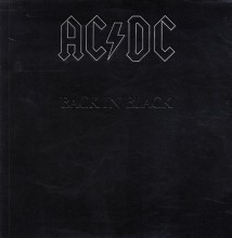 AC/DC - Back In Black [Vinyl LP] used