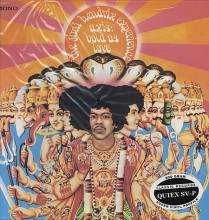 JIMI HENDRIX - Axis: Bold As Love [200g Vinyl LP]