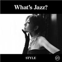 AKIKO - What's Jazz? Style [Japan CD]
