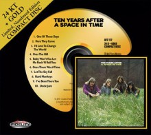 Ten Years After - A Space in Time (24KT Gold-CD)