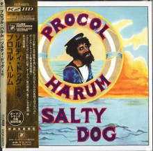 Procol Harum - A Salty Dog [Mini-LP K2HD CD]
