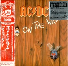 AC/DC - Fly On The Wall [Japan Mini-LP CD]
