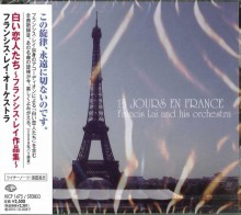 FRANCIS LAI & His Orchestra - 13 Jours En France [Japan CD]