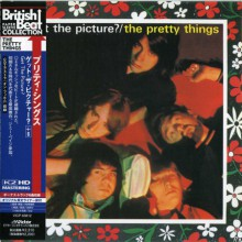 Pretty Things - Get The Picture? (Mini-LP K2HD CD)