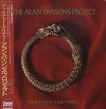 Alan Parsons Project - Vulture Culture (Japan vinyl LP) 1984 used