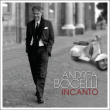 Andrea Bocelli - Incanto [CD] 2008