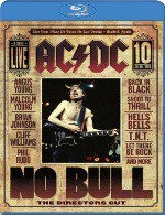 AC/DC - No Bull [The Directors Cut] (Blu-ray)