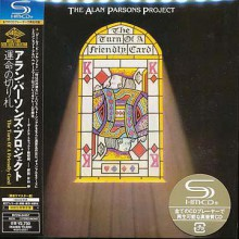 ALAN PARSONS PROJECT - The Turn Of A Friendly Card [Mini LP SHM-CD]