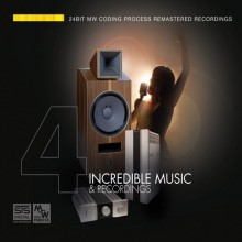 STS Digital - Incredible Music and Recordings vol.4 (Audiophile 24bit CD)