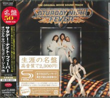 BEE GEES - Saturday Night Fever (SHM-CD)