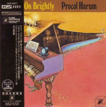 PROCOL HARUM - Shine On Brightly [Mini LP K2HD CD]