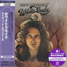 David Coverdale - White Snake [Mini-LP K2HD CD]