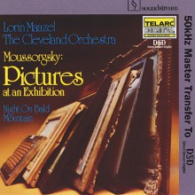 Moussorgsky: Pictures at an Exhibition - Lorin Maazel (SACD)