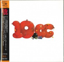 10CC - 10CC [Japan Mini-LP SHM-CD]