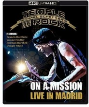 Michael Schenker - On A Mission: Live In Madrid (4k Ultra HD Blu-ray) 2016