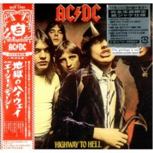 AC/DC - Highway To Hell [Japan Mini-LP CD]