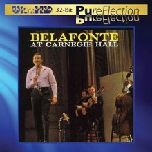 Harry Belafonte - Belafonte At Carnegie Hall (UltraHD 32Bit PureFlection CD) 2014