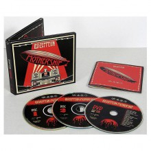 Led Zeppelin - Mothership [2CD+DVD]