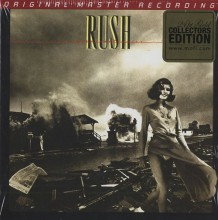 Rush - Permanent Waves (GOLD CD)