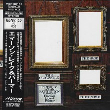 EMERSON LAKE & PALMER - Picture At An Exhibition [Mini-LP K2HD CD]