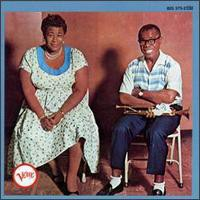 Ella Fitzgerald and Louis Armstrong - Ella And Louis (180g Vinyl LP)