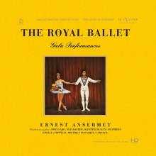Ernest Ansermet & Royal Opera House Orchestra - The Royal Ballet (Deluxe Edition) (HD-Mastering 2CD)