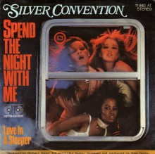 Silver Convention - Love In A Sleeper [Vinyl LP] used