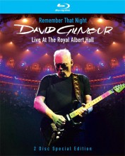 David Gilmour - Remember That Night (Live at the Royal Albert Hall) [2 Blu-ray]