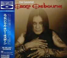 OZZY OSBOURNE - The Essential Ozzy Osbourne (2CD) [Blu-spec CD]