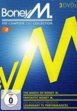 Boney M. - The Complete DVD Collection [3DVD] 2011