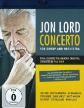 Jon Lord - Concerto For Group And Orchestra [Blu-Ray + CD] 2013