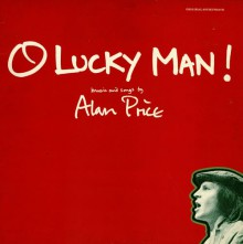 ALAN PRICE - O Lucky Man [Vinyl LP] used